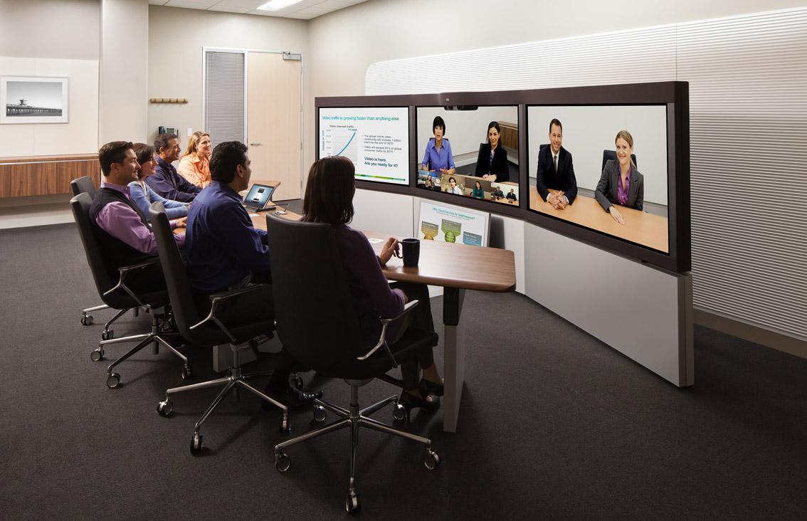 Cisco Telepresence Tx9000 Series Videokonferenz Dekom