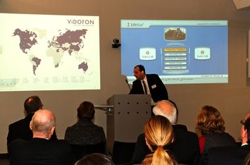 Media Technology presentation at Jacobs University in Bremen