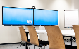 Video Conferencing installation at Continentale
