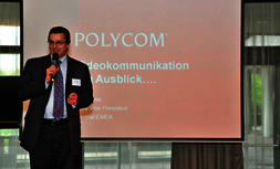 Polycom Presentation at DEKOM Conferencing & Seaport Day 2010