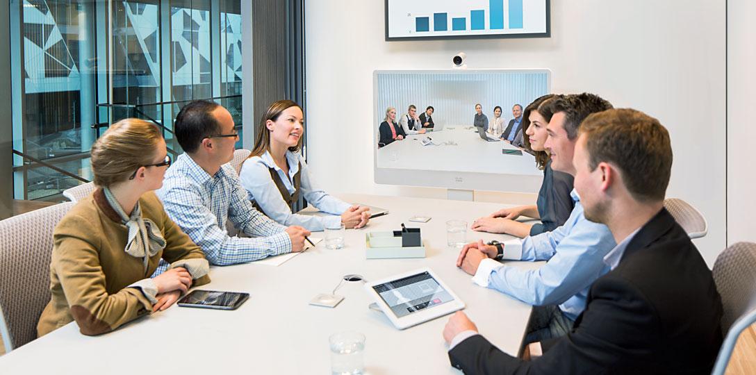 Telepresence Meeting Room