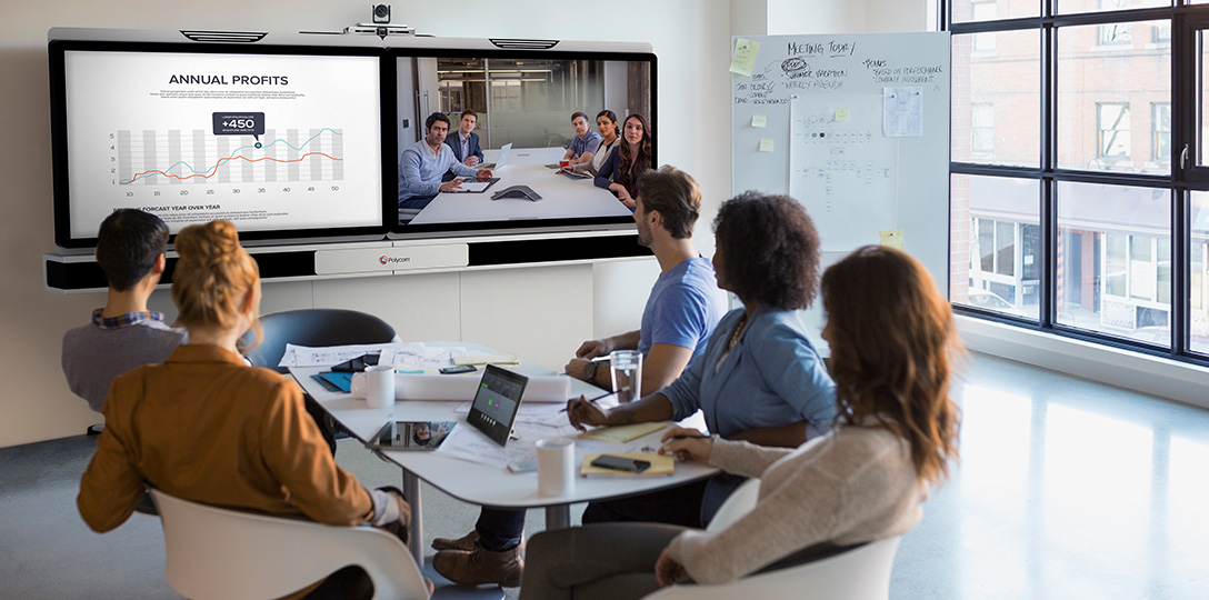 Polycom Realpresence Medialign Video Conferencing Dekom