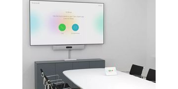 Cisco Webex Room Kit Pro in a meeting room