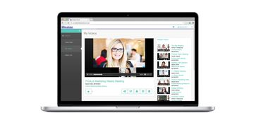 Lifesize Cloud Amplify - Videomanagement Oberfläche