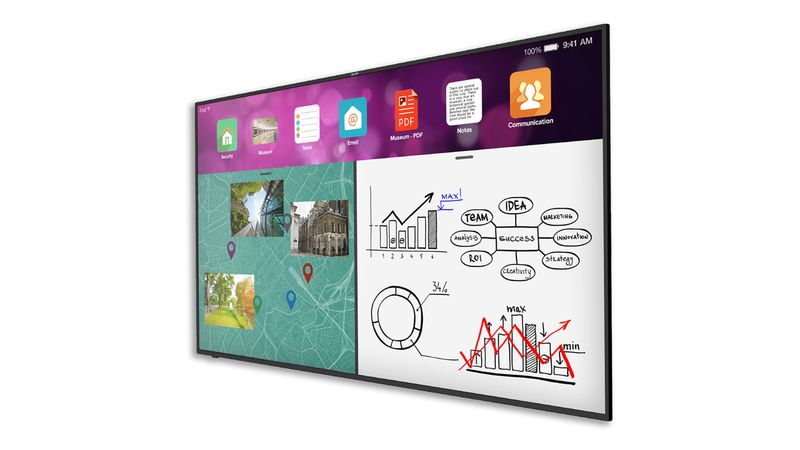 SMART Board 2000 Pro Series Front