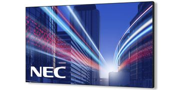 Nec MultiSync X555UNV front on