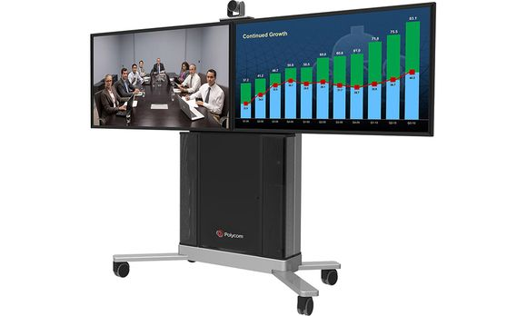 Polycom RealPresence Group Series Media Center