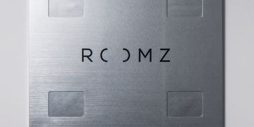Roomz back (silver)