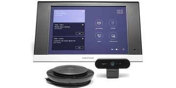 Crestron Small Room Bundle with Logitech Brio and Jabra Speak 710 - large