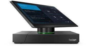 Lenovo Think Smart Hub 500 front facing right