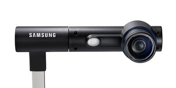 Samsung SDP-860 Camera