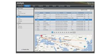 Avaya Scopia Management Interface