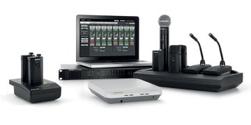 Shure Microflex Wireless Set