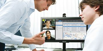 Avaya Scopia Management In use
