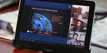 Vidyo Mobile Display