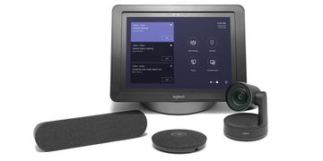 Logitech SmartDock Flex Bundle for Medium Rooms - large