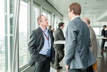 Steffen Weberuss at Conferencing & Seaport Day 2014