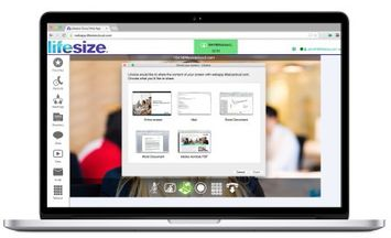 Lifesize Cloud Web App
