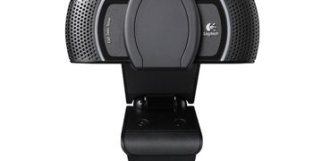 Logitech B910 HD Webcam closed