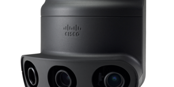 Cisco CTS 1113 Close up angle