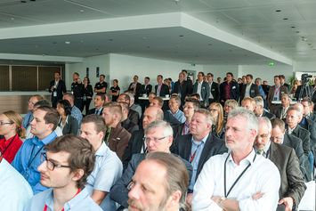 Conferencing & Seaport Day 2014 audience