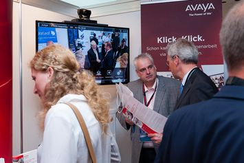 Avaya at Conferencing & Seaport Day 2014