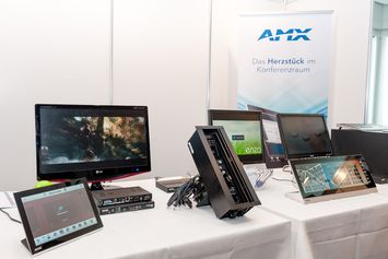 AMX technologies at Conferencing & Seaport Day 2014
