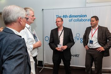 SMART Technologies at DEKOM Conferencing & Seaport Day 2014