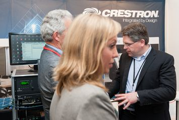 Crestron at DEKOM Conferencing & Seaport Day 2014