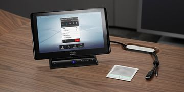 Cisco Telepresence TX9000 Series Touchpanel