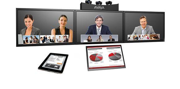 Avaya Scopia Xt Telepresence Videokonferenz Dekom
