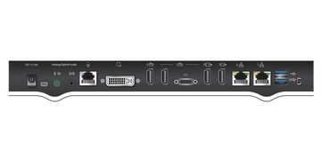 Avaya Scopia XT 7100 Back Panel