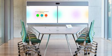 Cisco Spark Room 70 dual in use