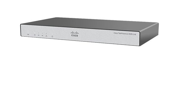 Cisco TelePresence ISDN enlace