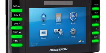 Crestron TPCS 4SM Right Angle