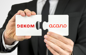 DEKOM - Acano partnership