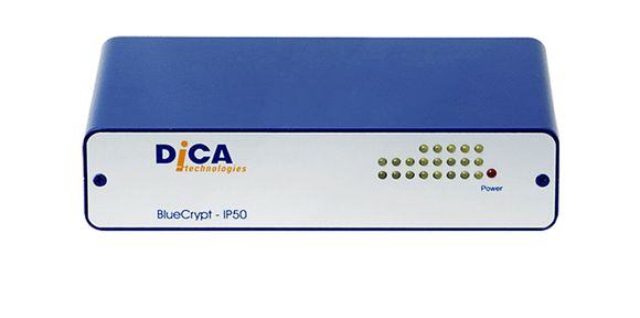 DICA encryption systems