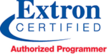 DEKOM is Extron zertifizierter Authorized Programmer