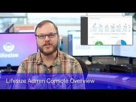 Lifesize admin console video preview