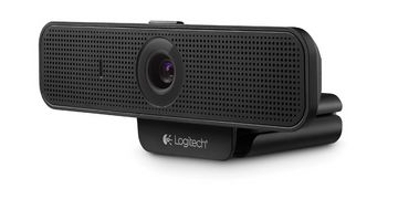 Logitech C925e Webcam folded