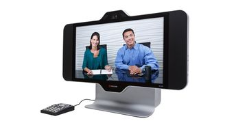 Polycom HDX 4500 with Panel