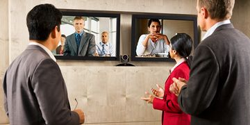 Polycom HDX 7000 In Use 01