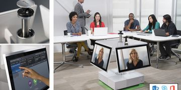 Polycom Realpresence Centro bundle of pictures