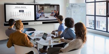 Polycom RealPresence Medialign in Use