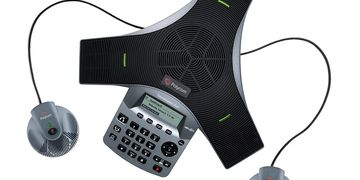 Polycom Soundstation Duo with Mics