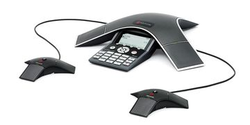 Polycom Soundstation IP 7000 with Microphones