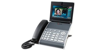 Polycom VVX 1500 Right Angle