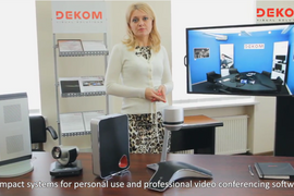 Promotion video DEKOM Ukraine