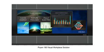Prysm 190 Visual Workplace Solution