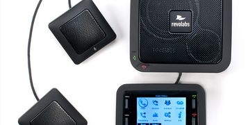 Revolabs FLX UC 1500 Top